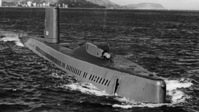 This Submarine Terrified Russia for One Simple Reason