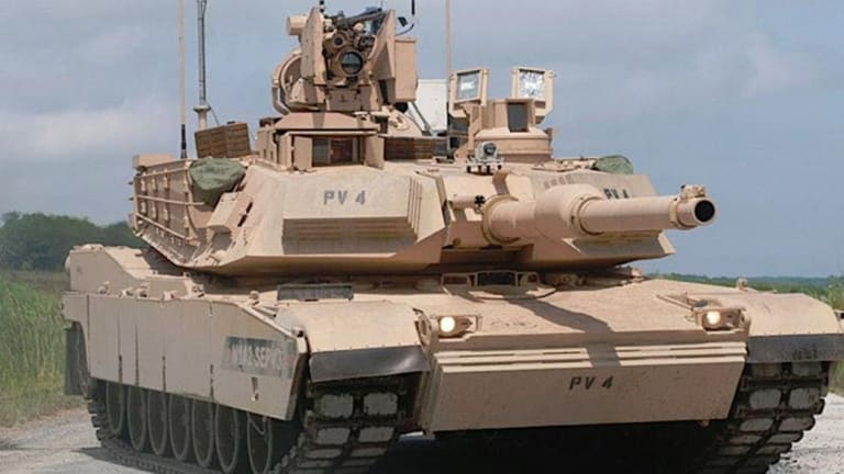 Army Builds New AI-Enabled Prototypes for Armored Vehicles