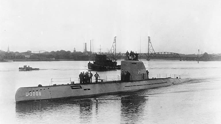 The Third Reich's Huge Electric Submarine Fail