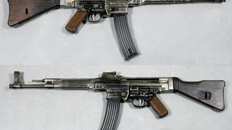 This Nazi Assault Rifle is Being Used in the Syrian Civil War