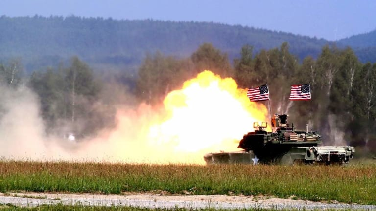 If You Want to Prevent a War, Send Tanks