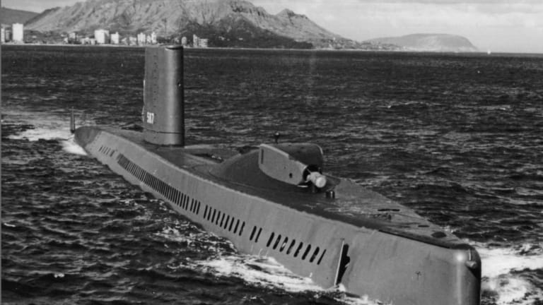 How One U.S. Nuclear Submarine Tapped Russian Undersea Cables