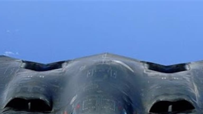 AF Preps Stealthy B-21 Critical Design Review