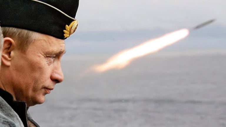 Russia Claims It Can Shoot Down Hypersonic Missiles