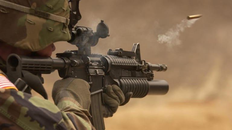 The M4: The Gun U.S. Army Loves to Go to War With