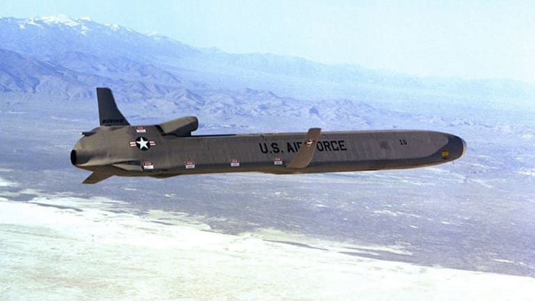 Air Force Prototypes New Air-Launched Nuclear-Armed Cruise Missile