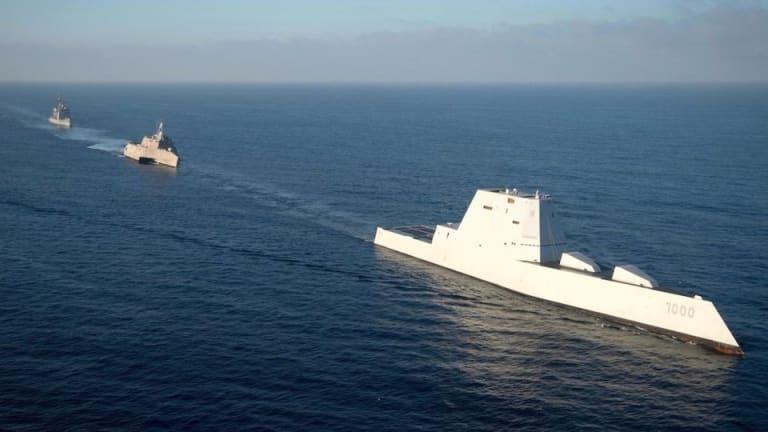 The Navy has new, long-range ship killer missiles for the Zumwalt