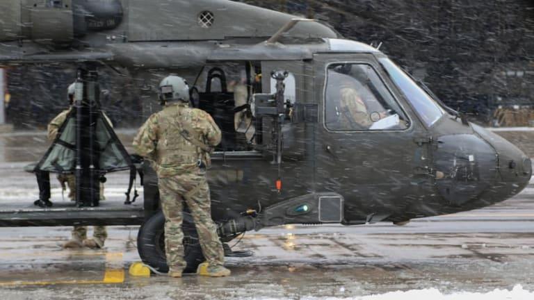 Army Aviators Push Boundaries During Falcon's Peak Exercise