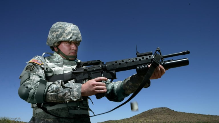 This is the Secret Weapon of the US Army and Marine Corps