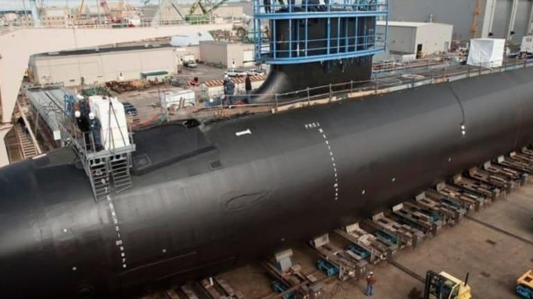 The U.S. Navy Reveals Two Future Submarine Classes