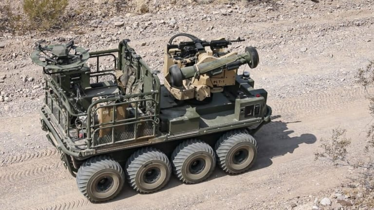 """Army """"Project Convergence"""" Live Fire Event Brings New Warfare Tactics"""
