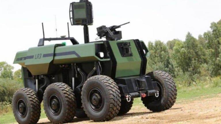 Army to Assess Robot-Combat Tactics