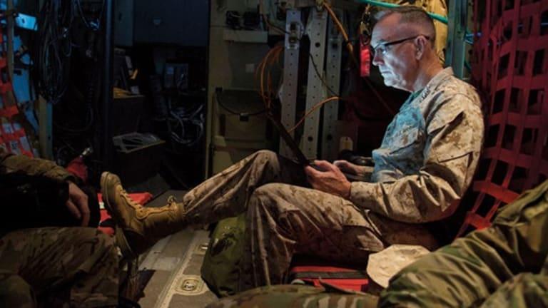 Gen. Dunford: The Character of War & Strategic Landscape Have Changed