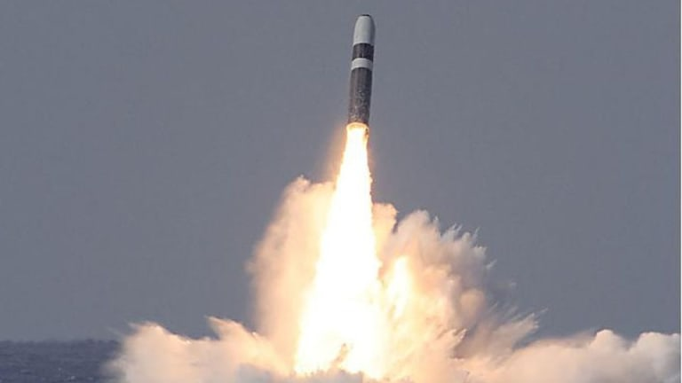 Pentagon Completes Draft Plans for New Low-Yield Sea-Launched Nuclear Weapon