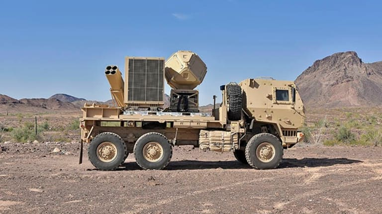 Army Flying Explosive Gets New Warhead, Radar Guidance in Counter Drone War