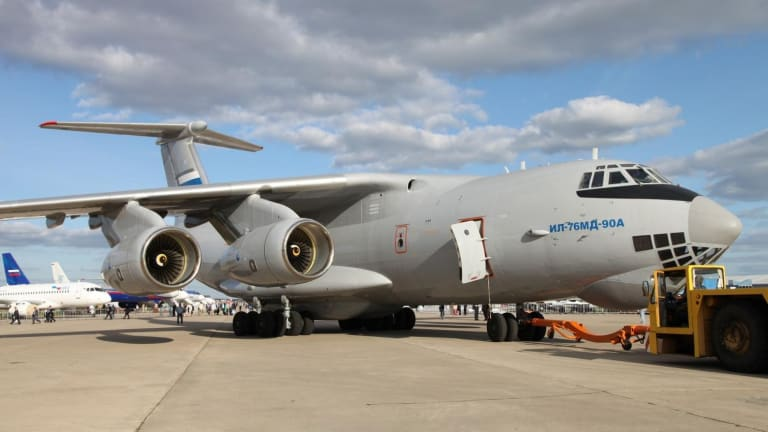 This New Russian Plane Could Cause Some Serious Problems for NATO