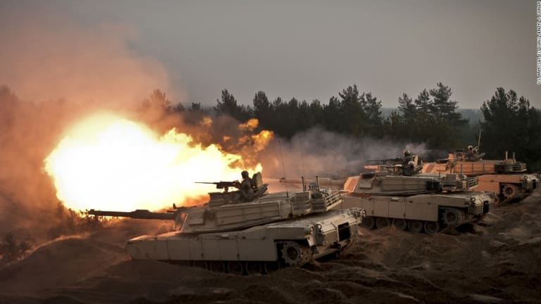 """Army Armored Combat Vehicles Get """"Hostile Fire Detection"""" Systems"""