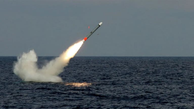 Army to Fire Land-Launched Navy Tomahawk, SM-6 Missile
