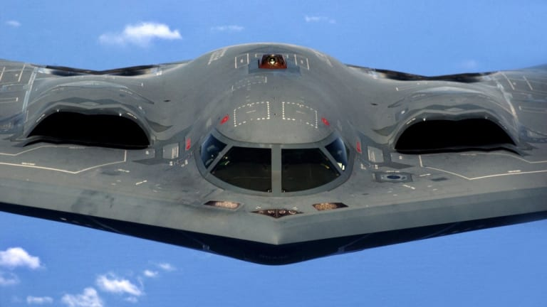 B-2 Bombers in Guam Send a Message to North Korea