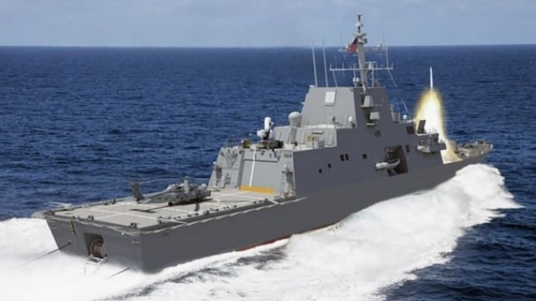 Navy Evaluates Sensors, Designs & Weapons for New Frigate-Extends Industry Deals