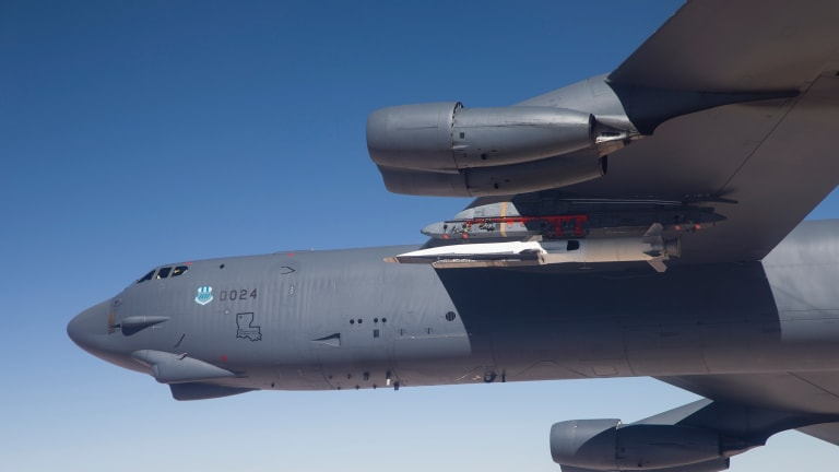 Air Force to Have Hypersonic Weapons by 2020s