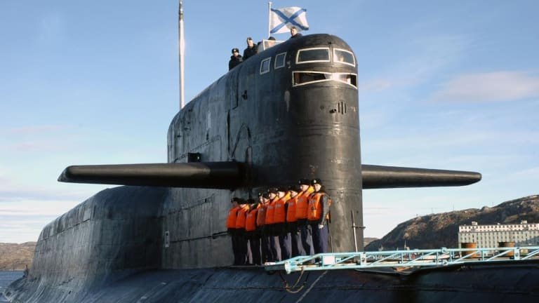Is Russia Building a Submarine To Hold 'Thermonuclear' Torpedoes?