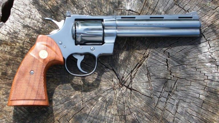The Colt Python - the Best Revolver Ever Made?