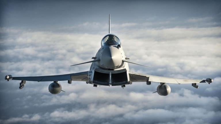 Why a Nuclear-Armed Eurofighter Might Spell Big Trouble for the F-35