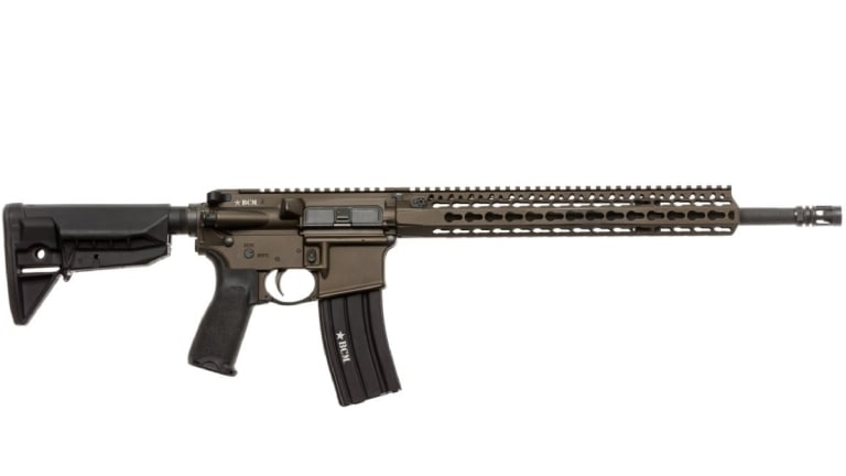 What is the Best AR-15 For Tactical Shooters? BCM Reese-16?