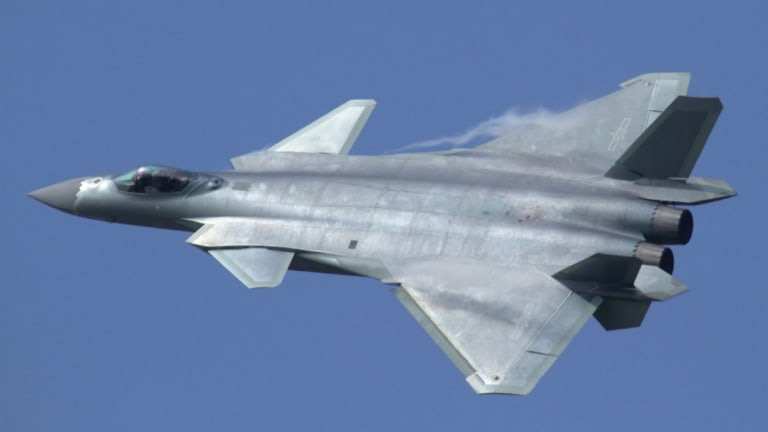 What Will China's 6th Gen Stealth Fighter Look Like in 2035?