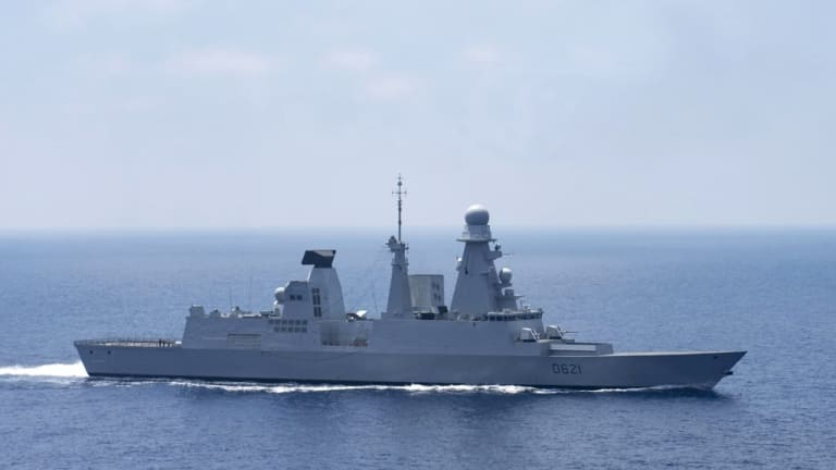 The Unique French Destroyer that Takes Down Ships and Aircraft