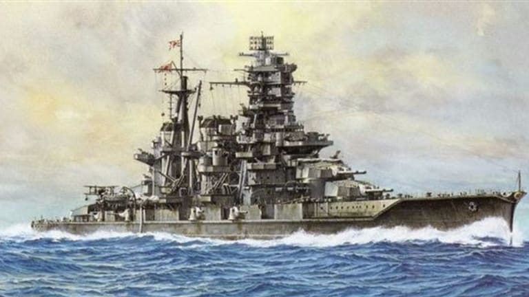 WWII Japanese Warships - Impossible to Sink