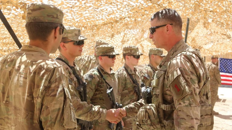 "Warrior Intv: Army Vice Chief of Staff Says Modernization ""On Track"""