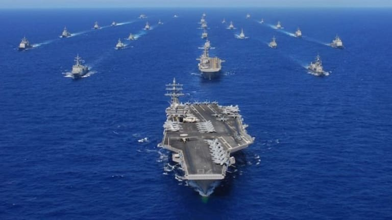 """Navy Calls for """"Urgently"""" Fast-Tracked New Weapons - Counter Russia & China"""
