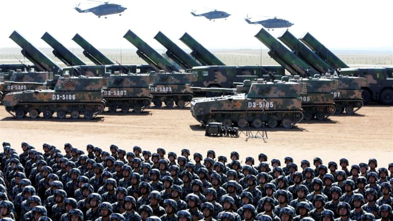 Is America Prepared to Battle China in an Asymmetric War?