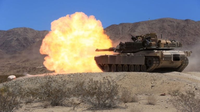 """Abrams Gets """"Hostile Fire Detection"""" Sensors to Locate Attacking Small Arms Fire"""