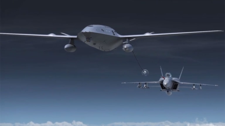 New Navy Carrier-Launched Drone to Fly This Year - Change Attack Strategy