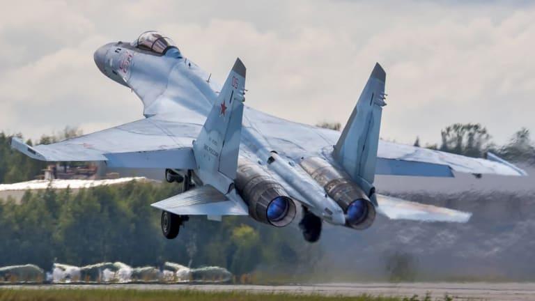 Video of Russian Su-35 ... How Dangerous is it?