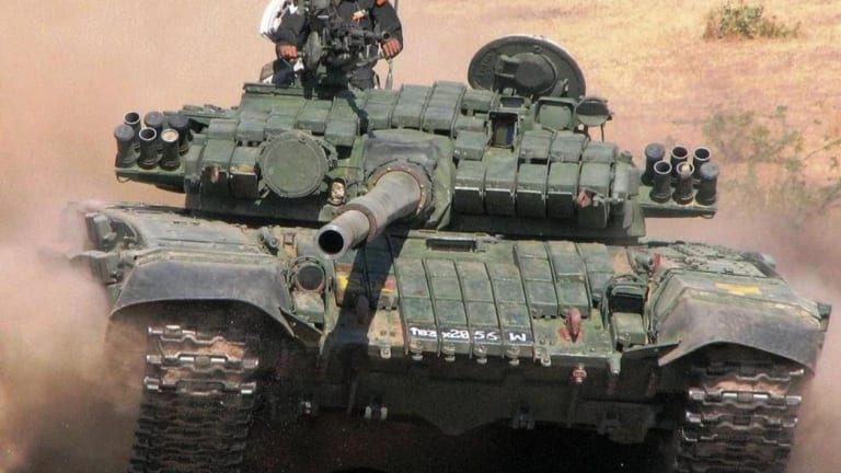 Meet the T-72MJ: A Tank with Russian and Western DNA