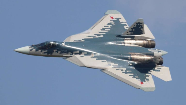 Russia Wants More Stealth Fighters, Bombers, Drones and a New Aircraft Carrier