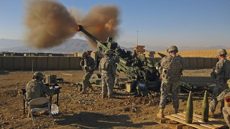 New Army Precision-Guided 155m Round Destroys Targets Without GPS