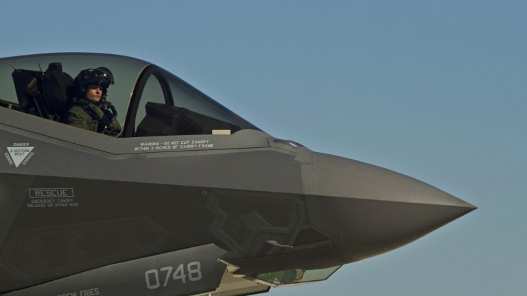 Could Something Called Flak Cannons Destroy an F-35 Stealth Fighter?