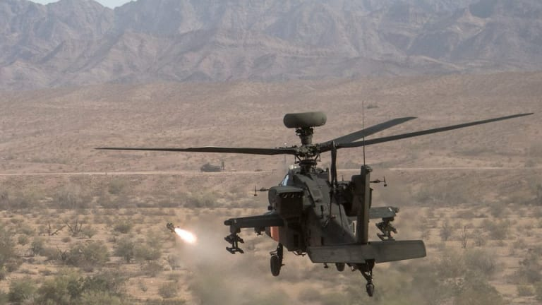 Army Tests New Joint Air Ground Missile - Hellfire Replacement
