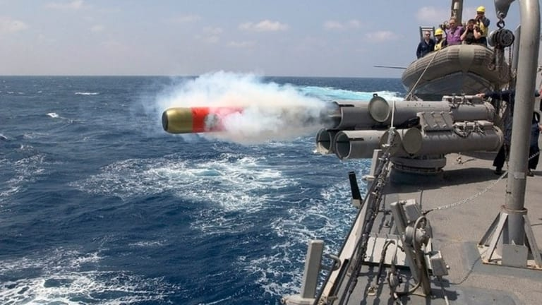 How a Modern Torpedo Sinks a Ship with One Hit