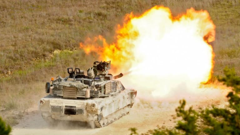 The M1A2 Abrams Is The Tank Of The Future