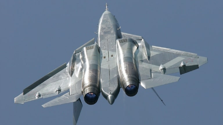 """Russian Stealth Fighter in Syria: """"This Is Testing in Actual War"""""""