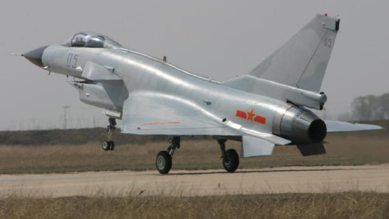China's Air Force Is Powerful. But There Is One Giant Problem.