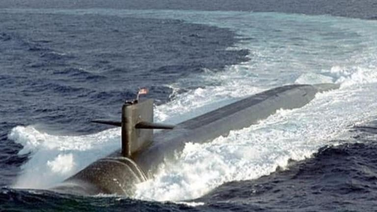 Navy Analyzes Missile Tube Welding Fixes, Carves New Path for Columbia-Class Sub