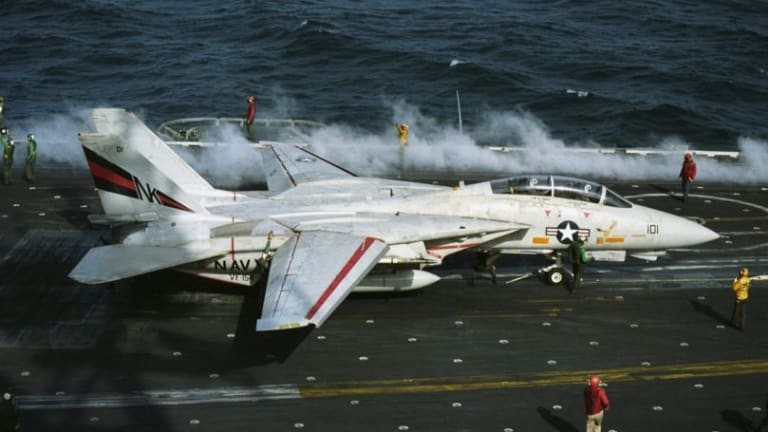 In 1987, a Rogue US Navy Admiral Schemed for War With Iran