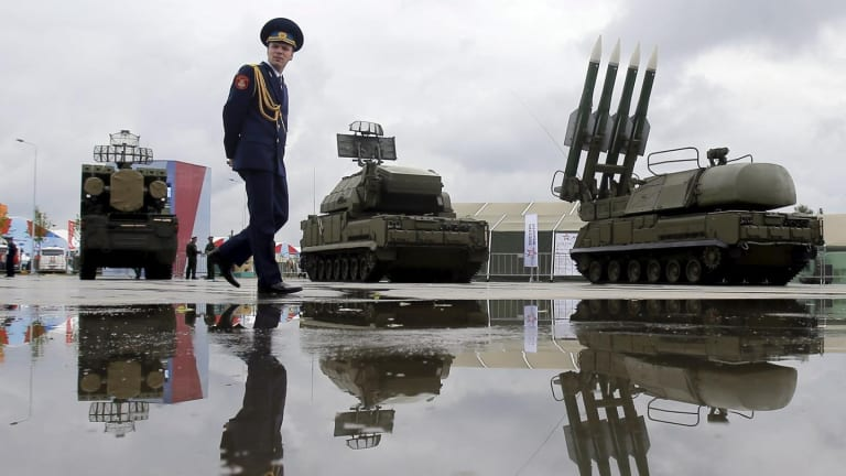What Russia's Vostok-18 Exercise with China Means